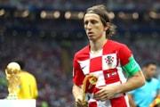 2018 世界盃 − 克羅地亞國家隊隊長 Luka Modrić 奪金球獎!
