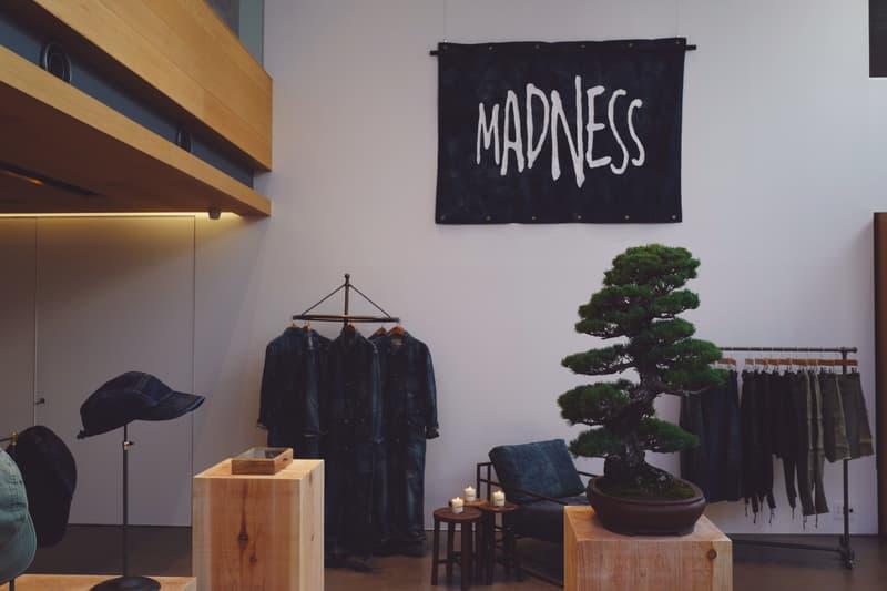 HYPEBEAST 直擊 MADNESS 4 周年東京都期間限定店