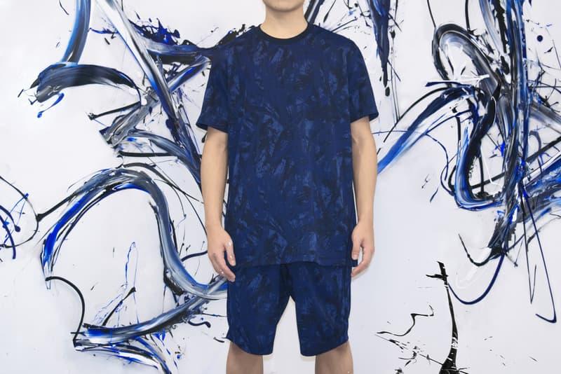 日本藝術家山口歷攜手 UNIQLO 打造全新聯乘限定系列