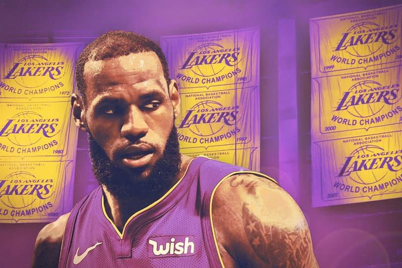 NBA 交易消息 − 揭秘 Magic Johnson 與 LeBron James 的「全新湖人」計畫