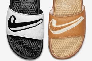 又有新花款-Nike 推出復古變種 Benassi Slide