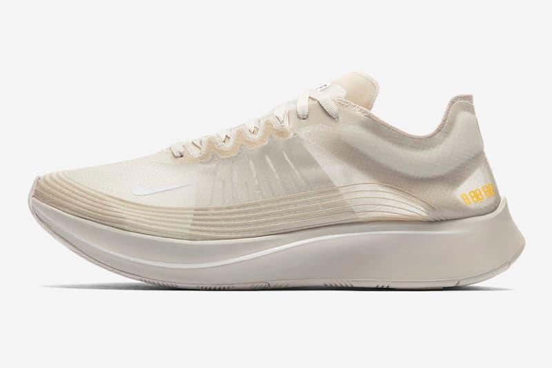 Nike Zoom Fly SP 全新配色設計「Light Bone」