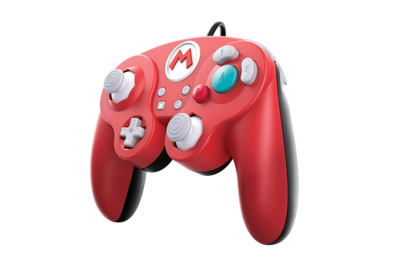 Nintendo 攜手 HORI 推出 GameCube 風格的 Switch 手柄
