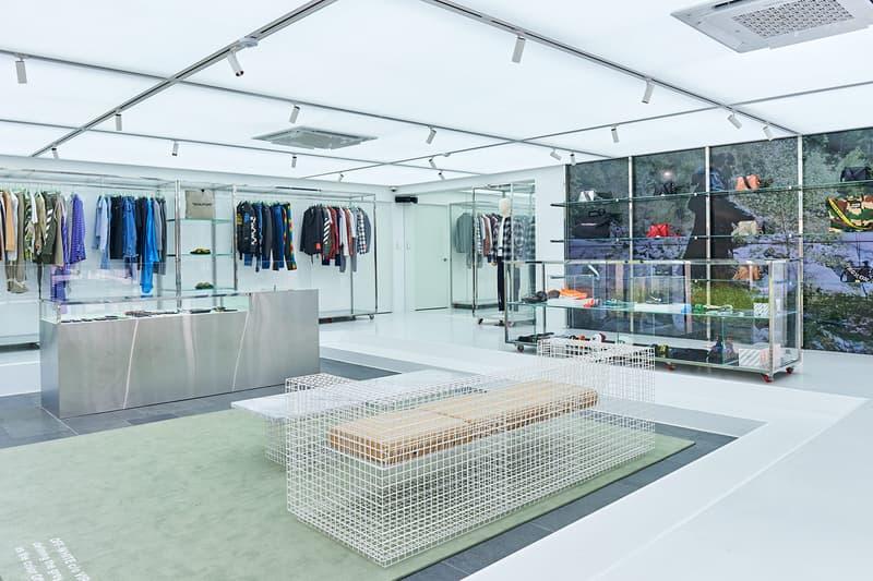 獨家走進 Off-White™ 韓國首爾兩間全新門店