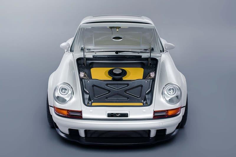 Singer Vehicle Design 強改!地上最強氣冷式引擎 Porsche 911 誕生