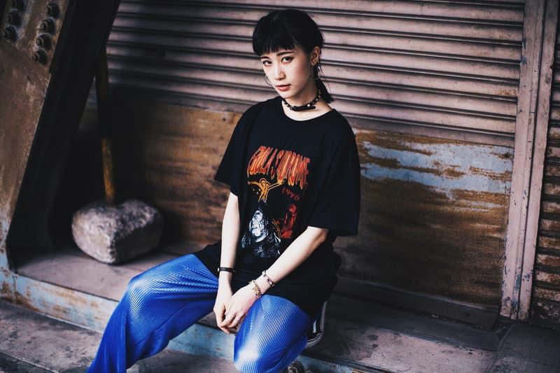 時裝品牌 Raw Emotions 開設期間限定店