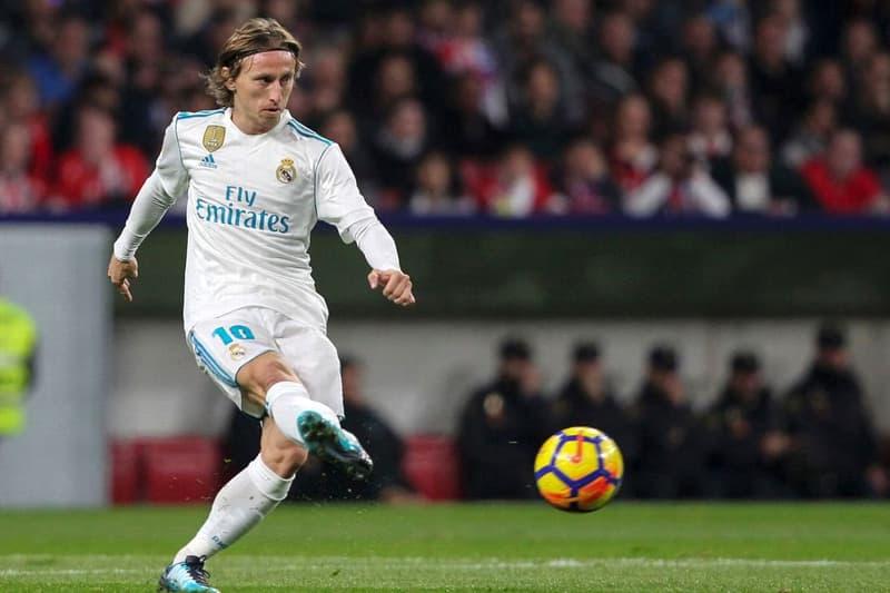 Real Madrid C.F. 皇馬釋出 Luka Modric 賽事短片