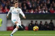 英姿颯颯!Real Madrid C.F. 皇馬釋出 Luka Modric 賽事短片