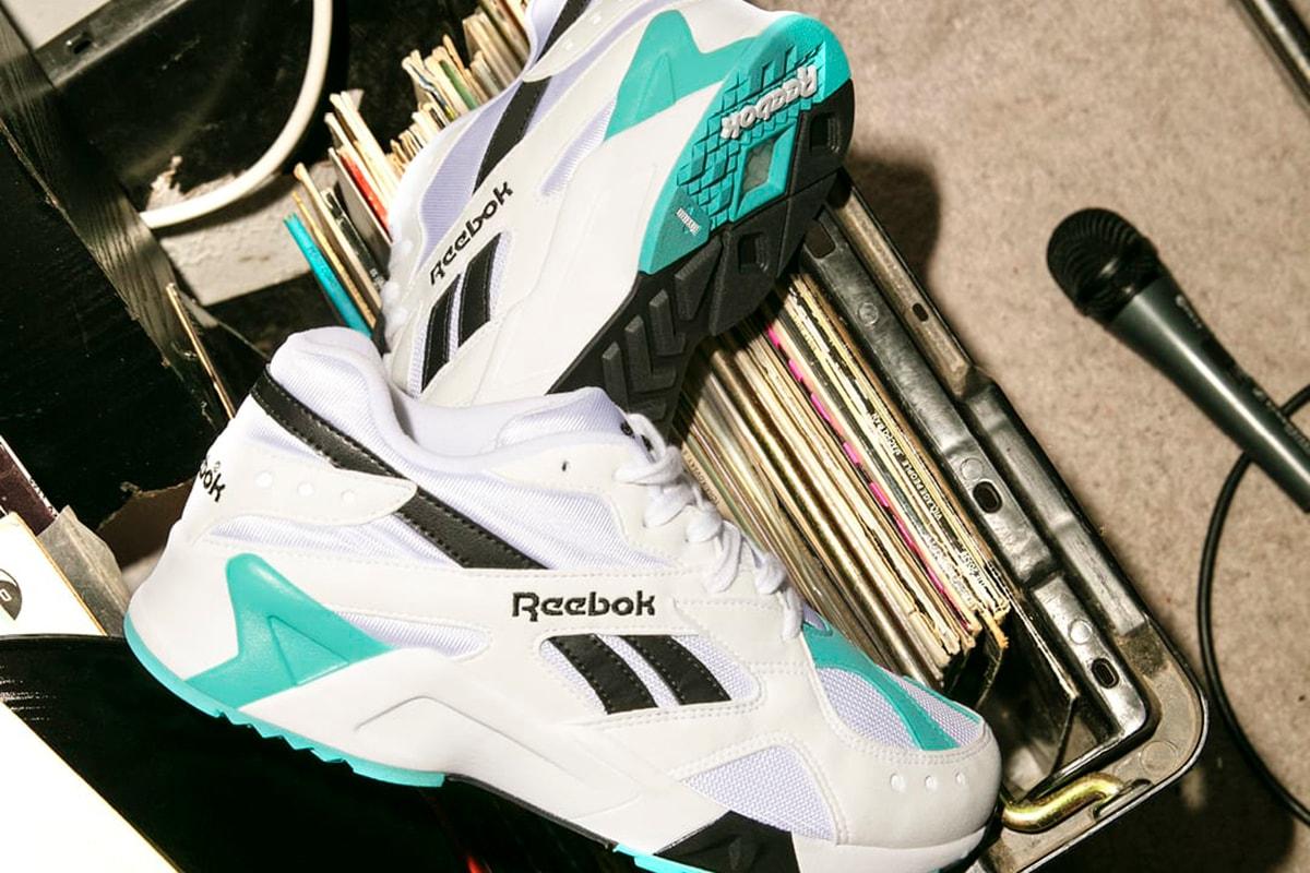 频频复刻 90 年代的 Sneakers,Reebok 能否力挽狂澜?