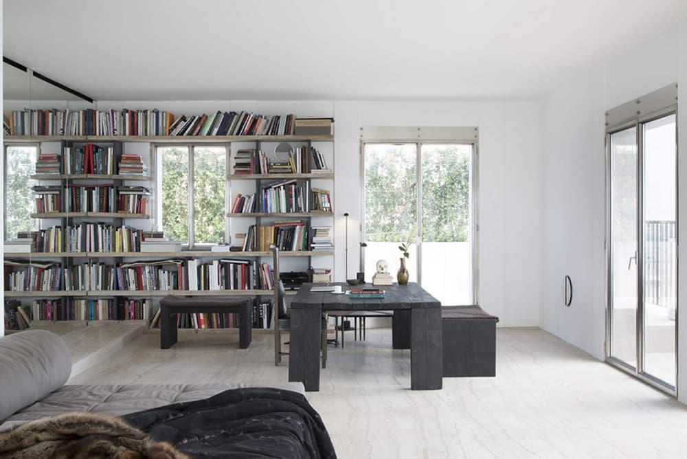 走進設計師 Rick Owens 位於威尼斯的頂層公寓