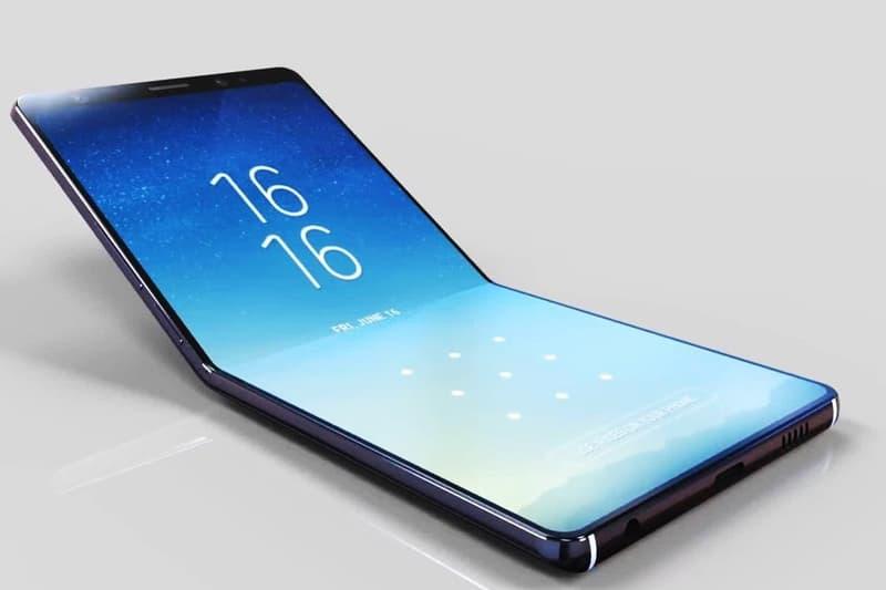 Samsung 將於 2019 年推出折疊式智慧型手機?
