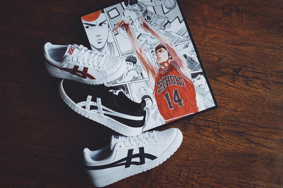 bc7931468ad9 《Slam Dunk》經典重現-ASICSTIGER 復刻籃球鞋款GEL-PTG