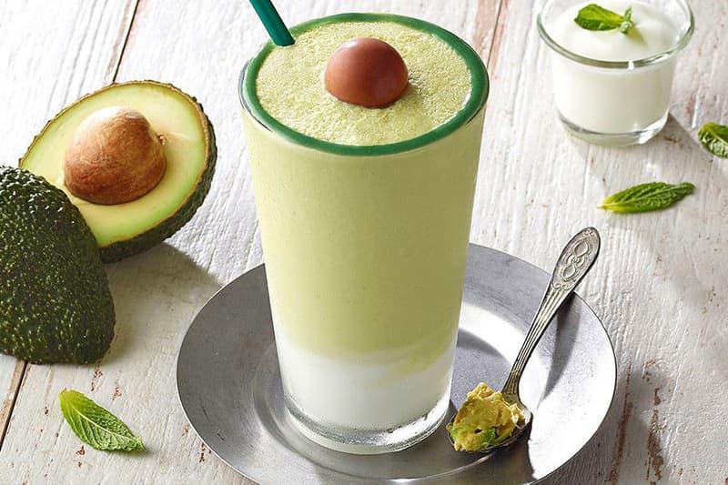 韓國 Starbucks 推出酪梨口味星冰樂