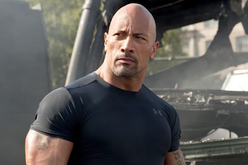 「The Rock」Dwayne Johnson 將與 Tom Cruise 同台演出?!