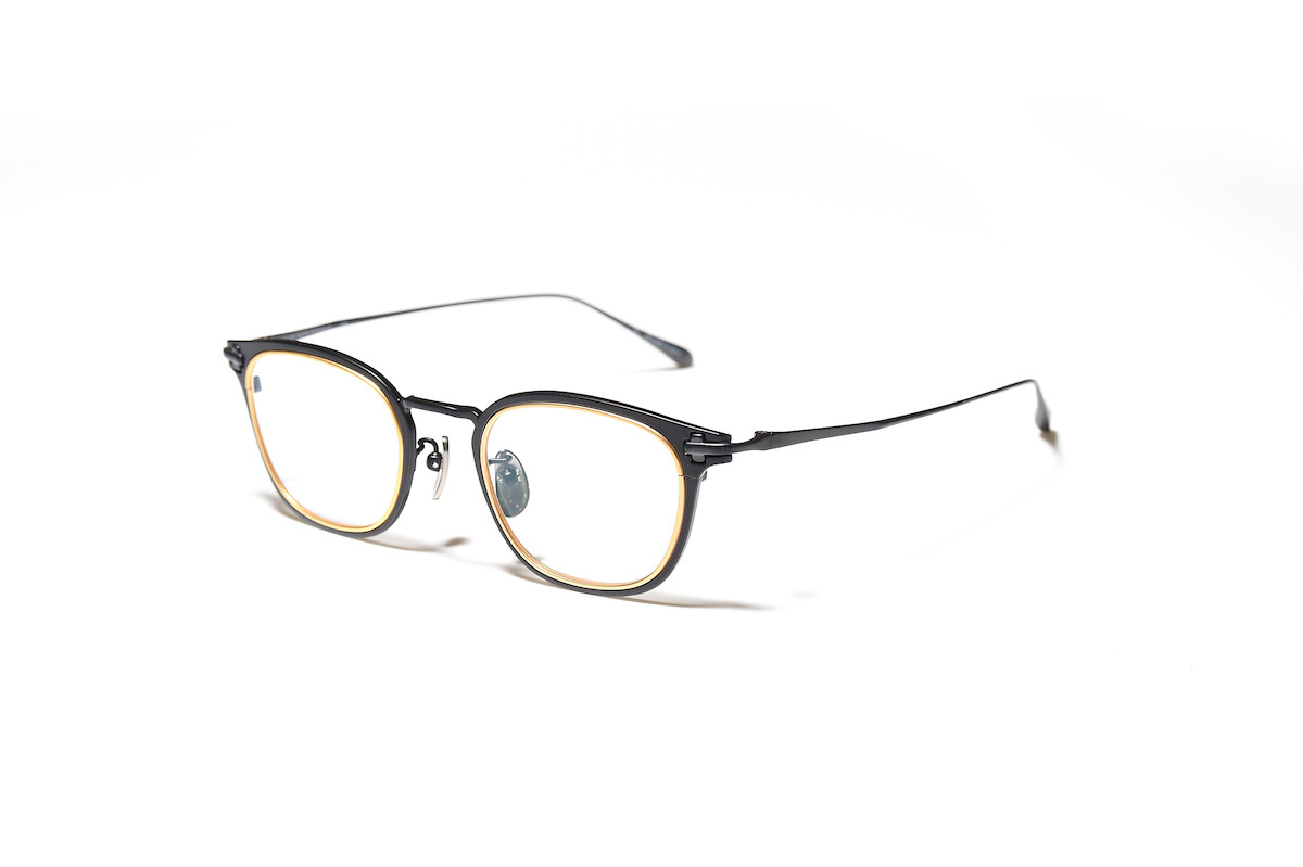 the WAREHOUSE optical x TAYLOR WITH RESPECT 聯乘限定新作登場