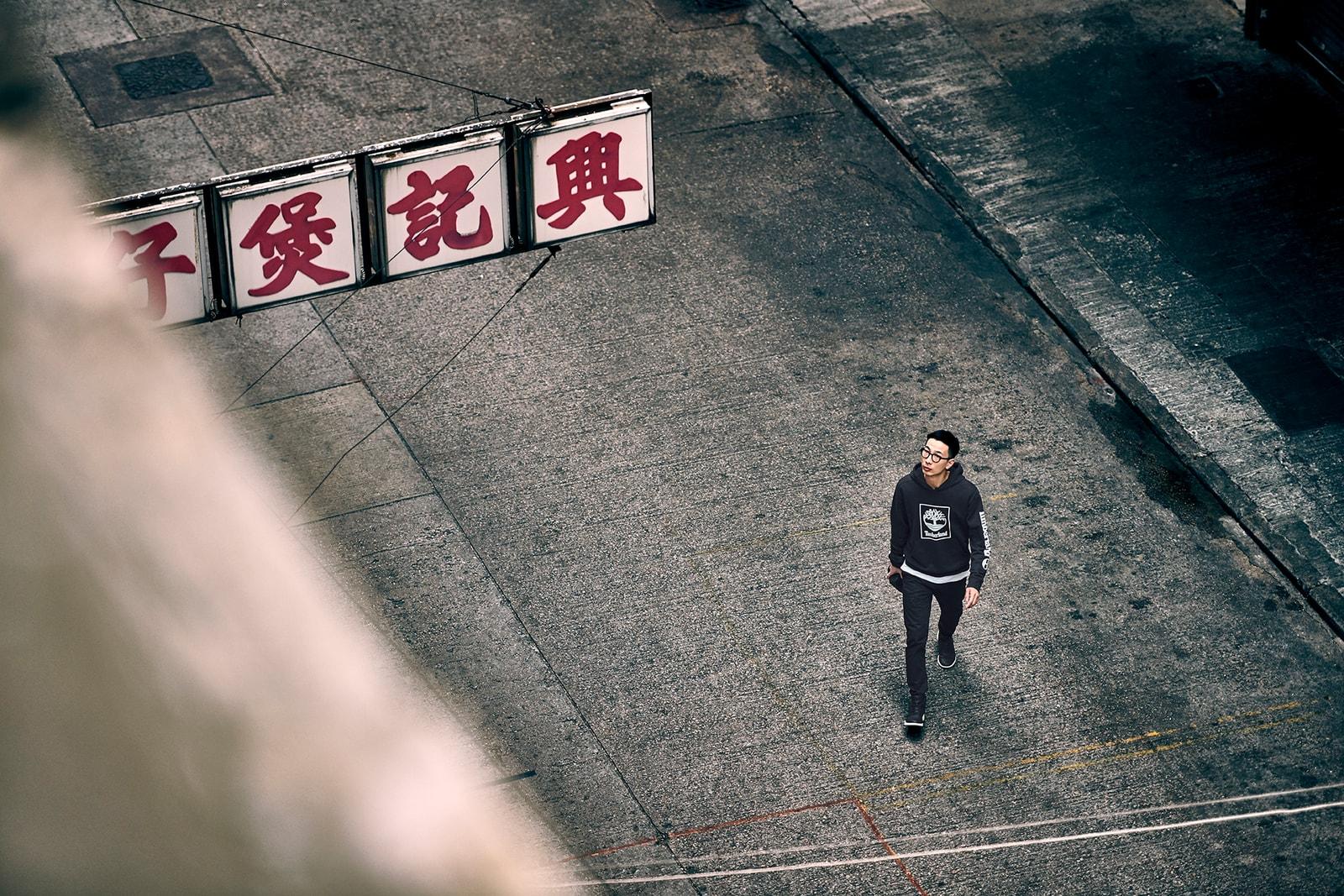 城市攝影師 NK7 穿上 Timberland FlyRoam 系列,捕捉香港隱世美景