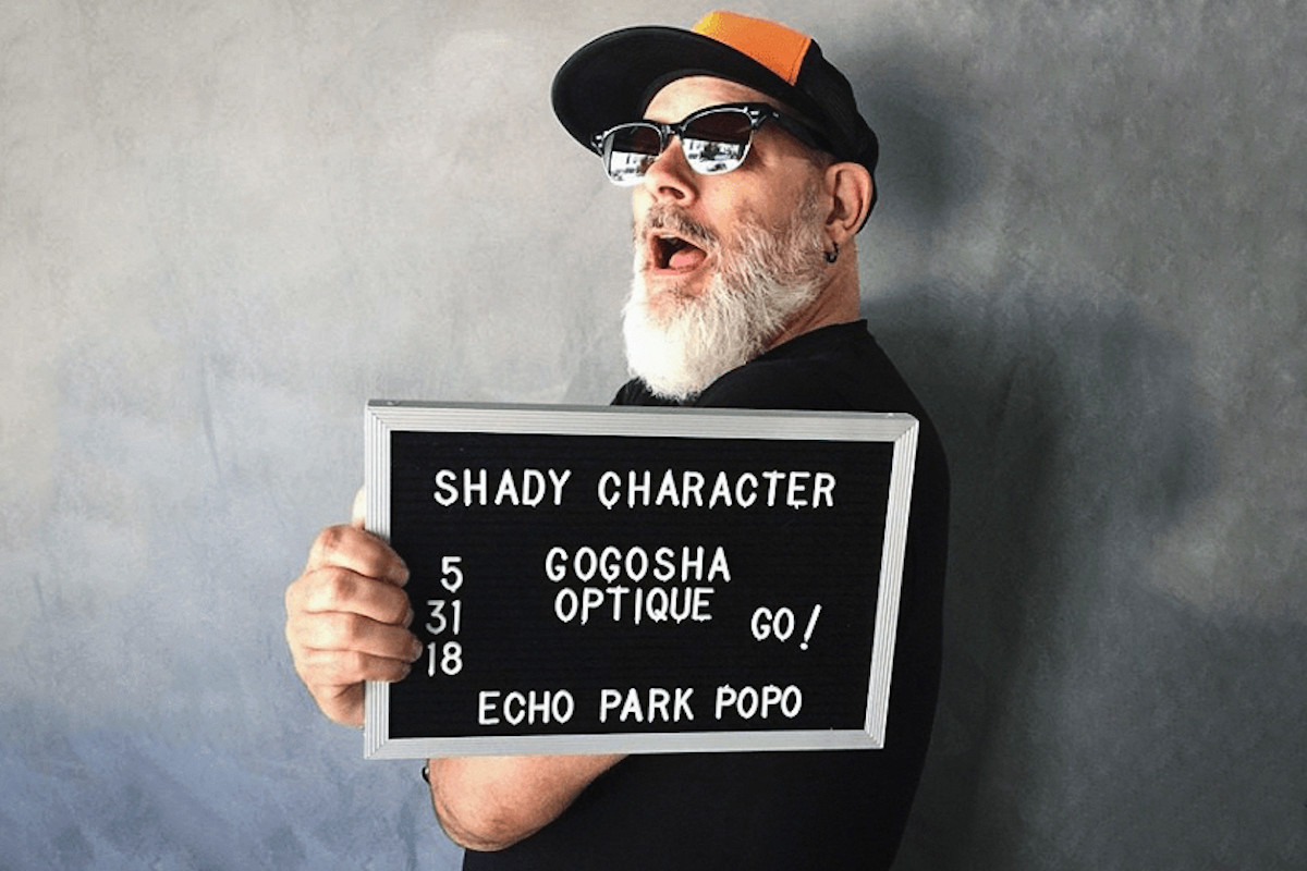 James Dean 經典造型復刻!Tommy O'gara 重啓 70 年代經典眼鏡 Shady Character