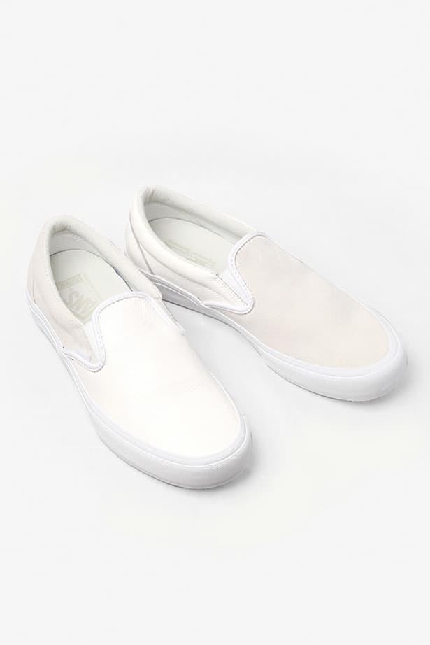 Engineered Garments x Vault by Vans Classic Slip-On VLT LX 將於日本發售