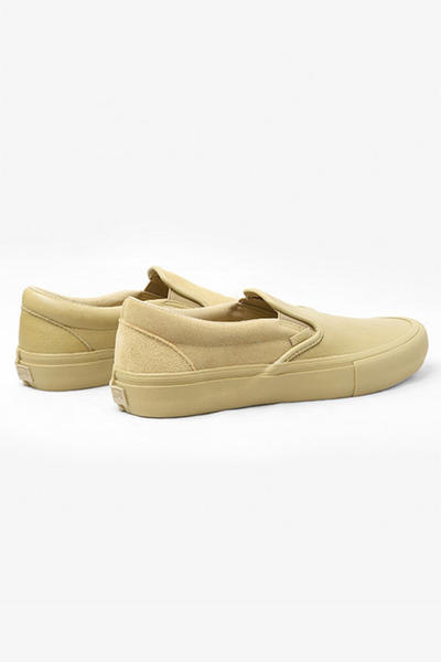 Engineered Garments x Vault by Vans Classic Slip-On VLT LX 將於日本發售