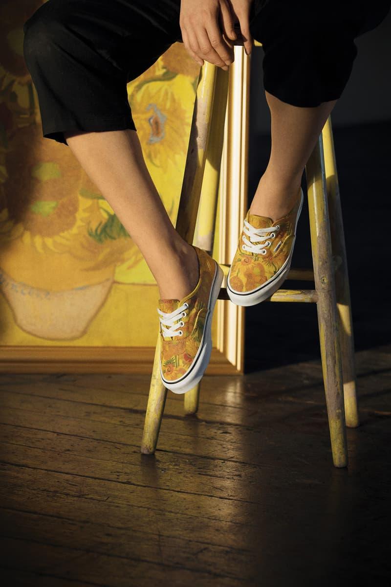 Vans x Van Gogh Museum 聯乘系列 Lookbook 釋出