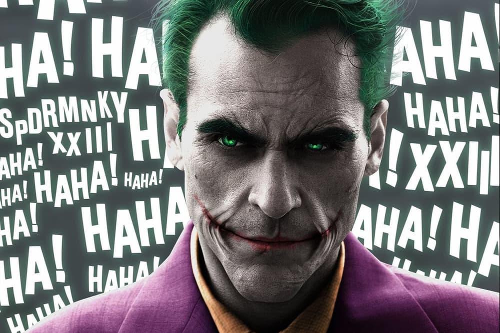 Joaquin Phoenix 確認成新一任 Joker 並將開拍全新原創電影