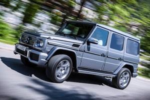 速度太快之過!?Mercedes-AMG 宣佈召回多台 G65