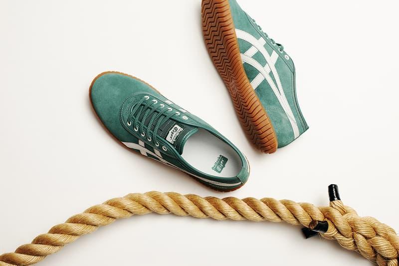 另類運動-Onitsuka Tiger 復刻 80 年代「TSUNAHIKI」拔河鞋