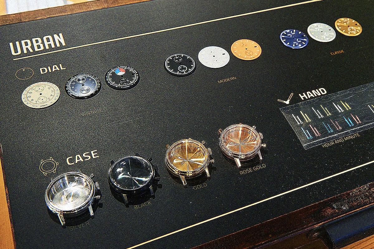 定制手錶品牌 UNDONE 實體店登場!