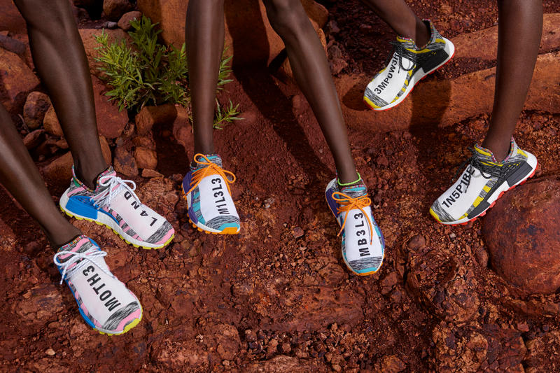 adidas Originals = Pharrell Williams 全新「SOLARHU」系列正式發佈