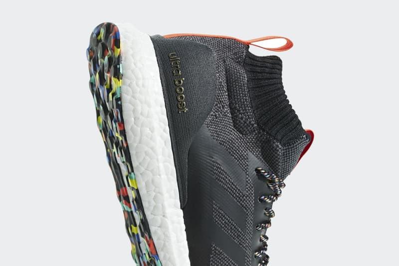 搶先預覽 adidas UltraBOOST Mid 全新「Multicolor Sole」系列