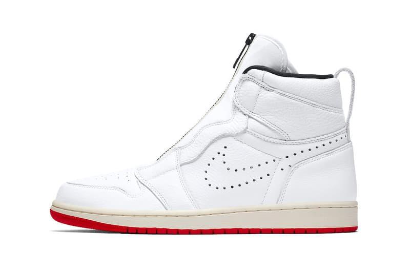 男鞋迷福音!Air Jordan 1 High「Zip」釋出