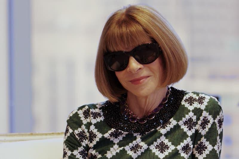 Condé Nast 否認 Anna Wintour 將離開《VOGUE》的傳聞