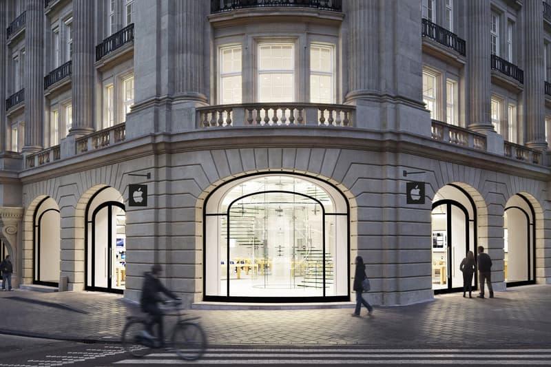 阿姆斯特丹 Apple Store 因 iPad 電池爆炸而緊急疏散顧客並暫時關閉