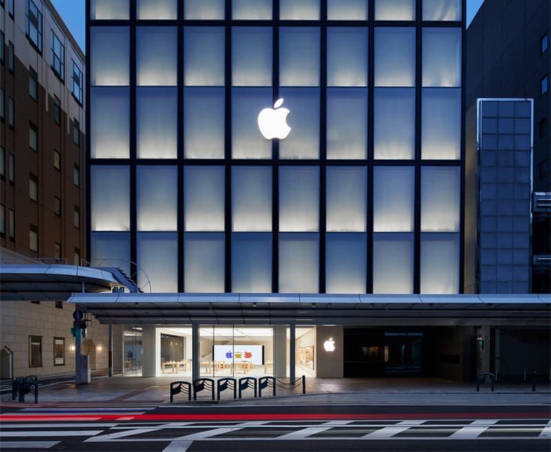 日式設計元素注入!京都首間 Apple Store 正式開幕