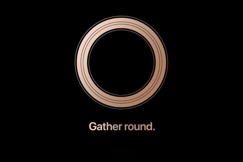 Apple 正式發出媒體邀請!發佈會舉行日期確定