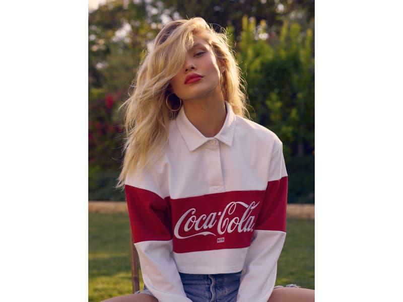 Coca-Cola x KITH 2018 全新聯乘系列 Lookbook 正式發佈