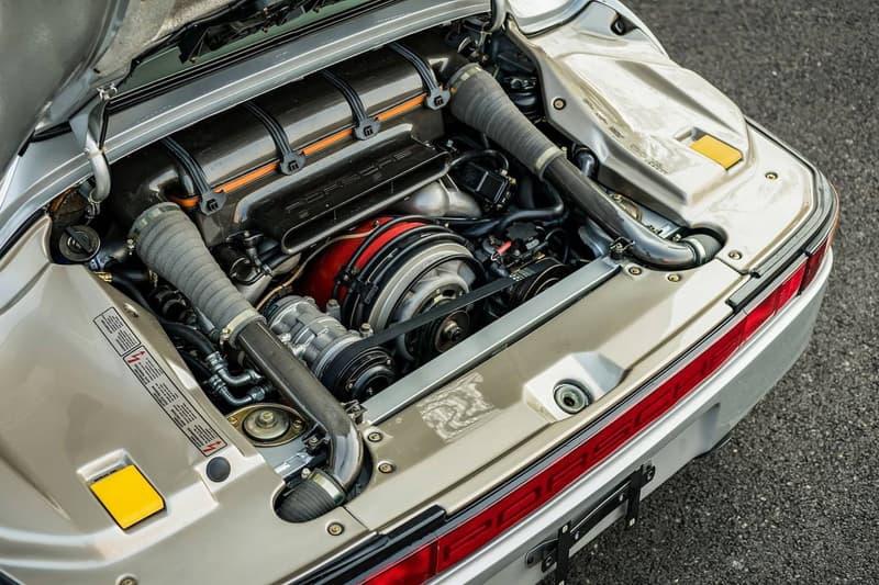 重創 Porsche 959 Komfort 以天價成交