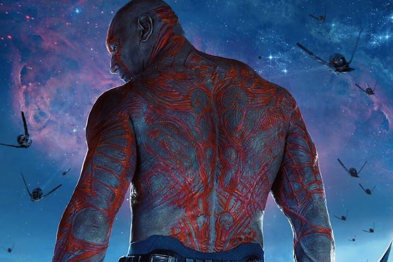 為何《Guardians of the Galaxy Vol.3》或將無法看見「Drax」出演?