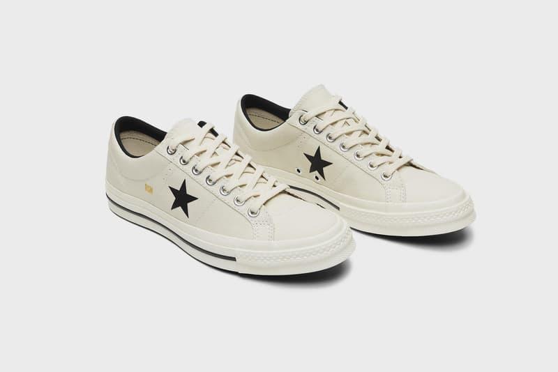 發售詳情公開!Dover Street Market x Converse 全新聯乘 One Star 系列