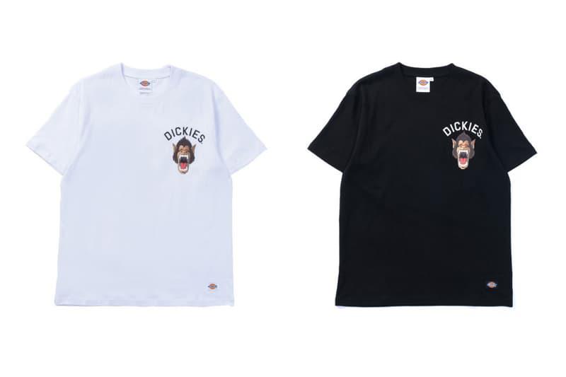 Dickies Japan x《Dragon Ball》全新聯乘 T-Shirt 系列上架