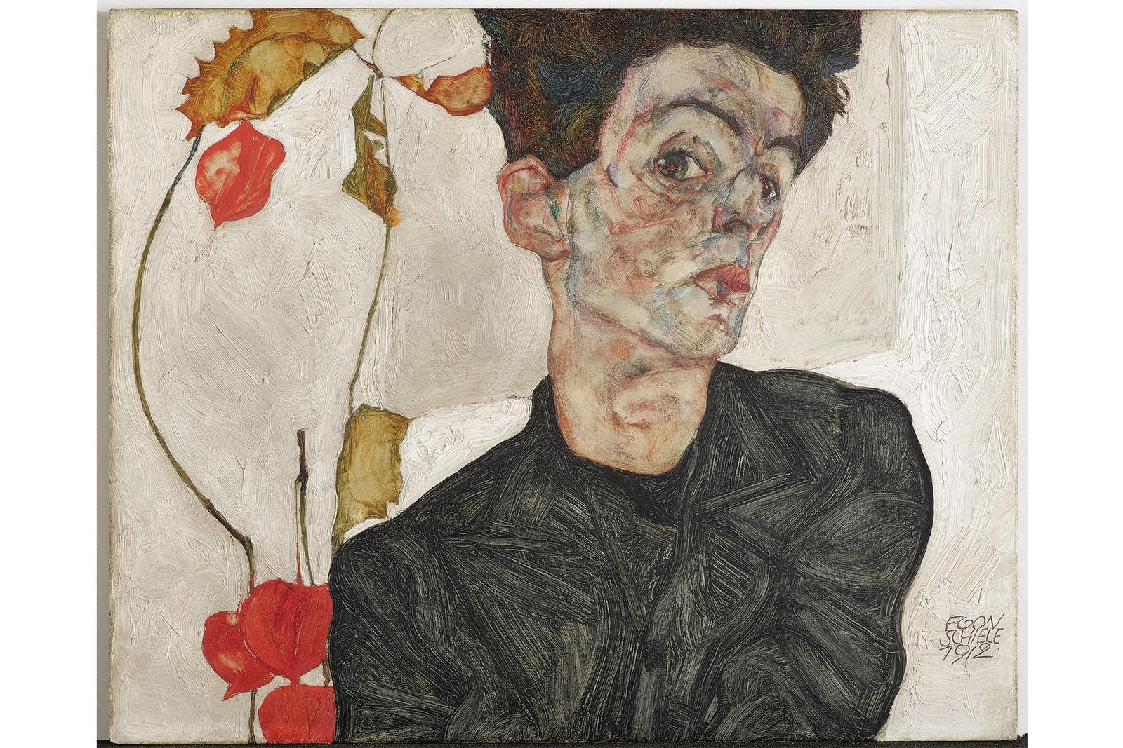 Fondation Louis Vuitton 將開辦「Egon Schiele - Jean-Michel Basquiat」展覽