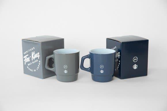 重磅製作-fragment design x Starbucks x Fire-King 三方聯乘