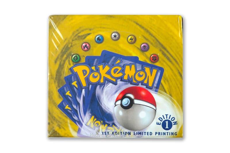 貴過首期?1995 年未開封 Pokémon 遊戲卡以超高價成交