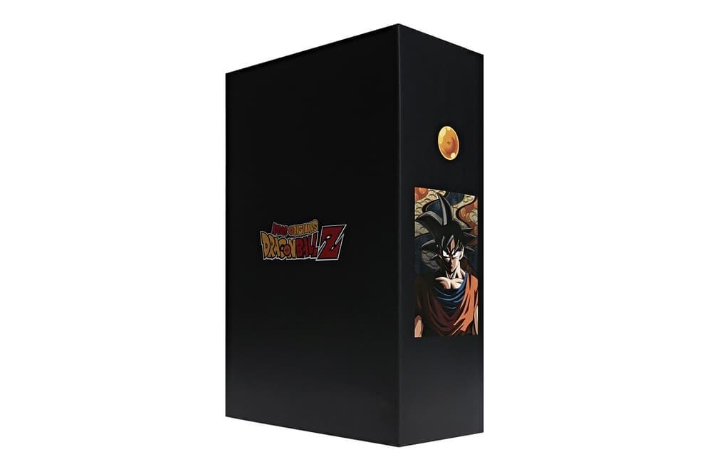 搶先預覽《DRAGON BALL Z》x adidas Originals 聯乘系列包裝設計