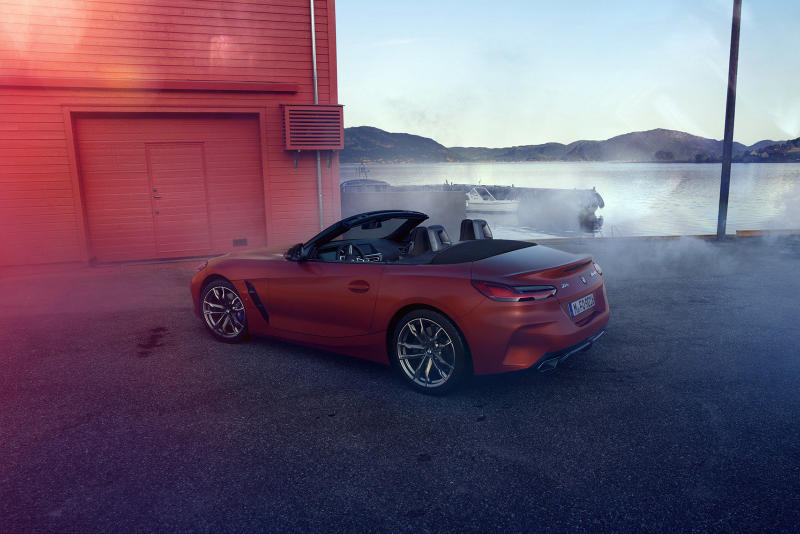 Extremely Powerful!2019 年全新 BMW Z4 首度曝光