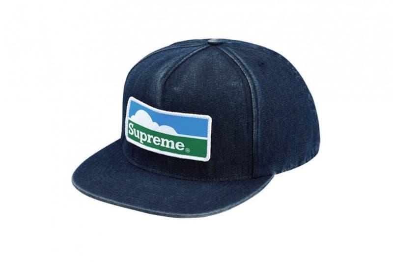 似曾相識?!Supreme 本季一款帽子設計再度取樣其他品牌