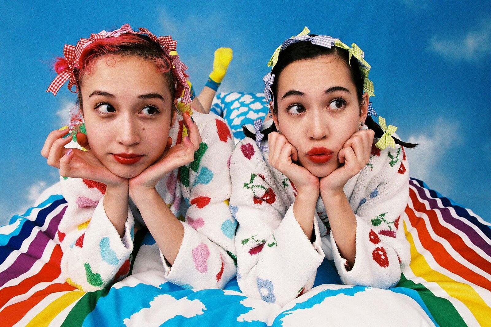 HYPEBEAST 專訪水原希子&水原佑果分享她們對於潮流與造型的看法