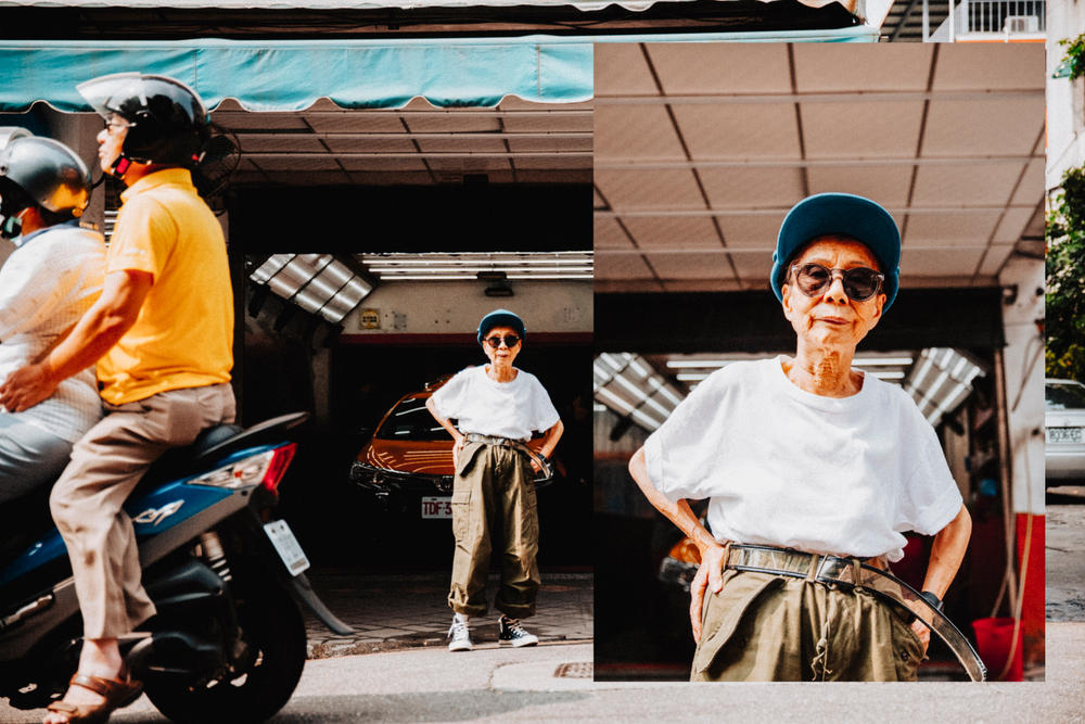 真・90 後!HYPEBEAST 專訪台灣潮嬤林莊月里
