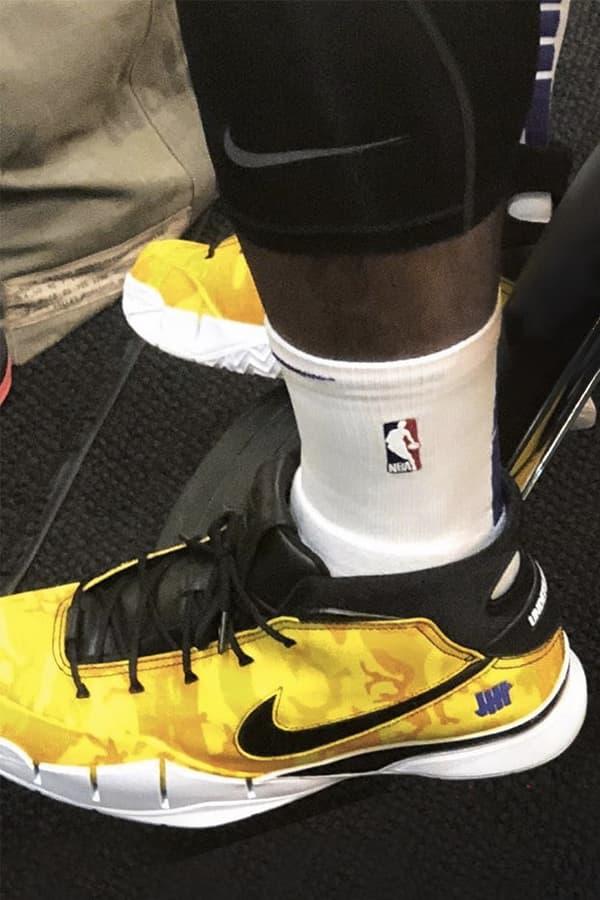 傳奇紫金 − LeBron James 首次穿上 Los Angeles Lakers 球衣