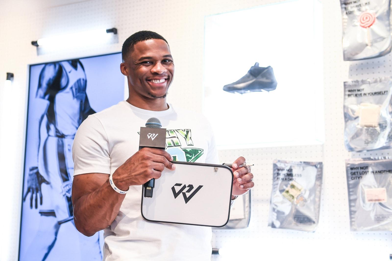 深入 Jordan Brand 上海「Why Not?」企劃-HYPEBEAST 專訪 Russell Westbrook